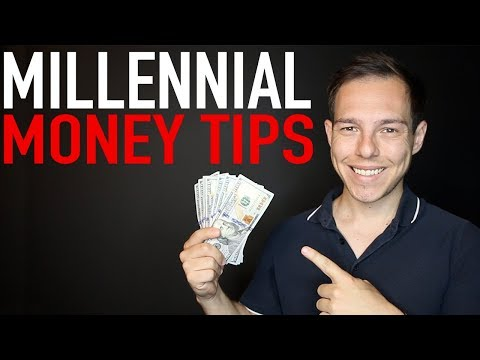 Millionaire Financial Advice For 18-35 Year Olds | Millennial Money photo