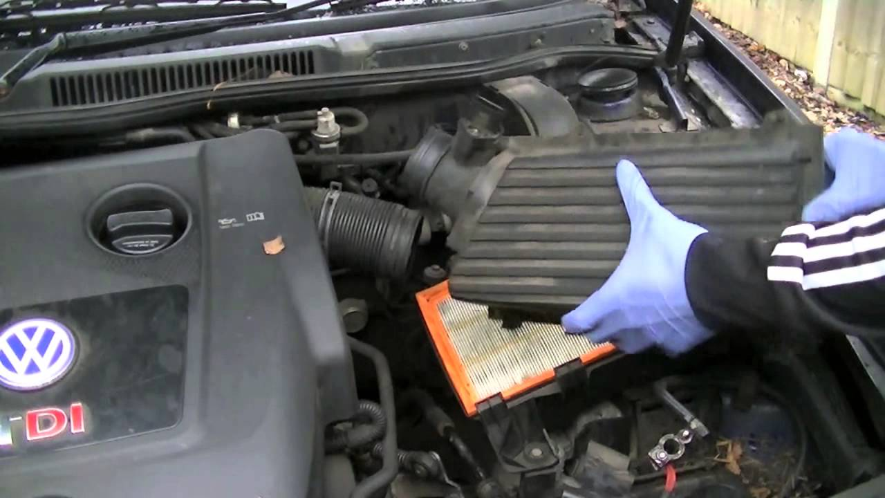 How to Clean a Mass Air flow Sensor (MAF) - YouTube