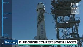 Jeff Bezos Plans Joyrides Into Space