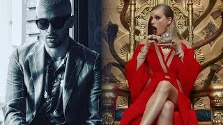 """Zayn Malik Doesn't Care about The """"Messages"""" in Taylor Swift's New Music"""