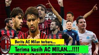 Berita AC Milan terbaru... Terima kasih AC Milan....!!!