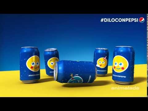 Dale, dale, dale, pero no pierdas la lata. #DiloConPepsi