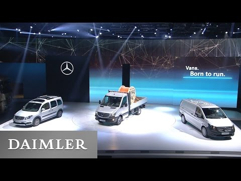Ahead of Time – report about Daimler on #IAA2016.