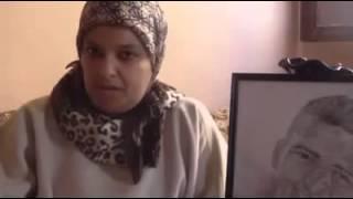 أم الفقيد زيد تقدم رسالة للجماهير القنيطيرية و التطوانية