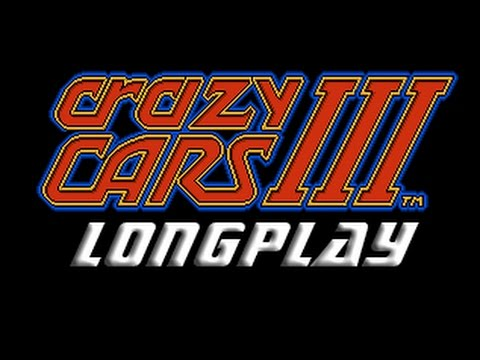 Crazy Cars III (Commodore Amiga) Longplay