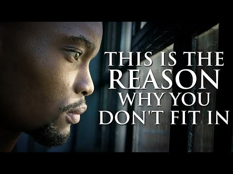 THE REAL REASON YOU DON'T FIT IN (THIS IS SO POWERFUL) III