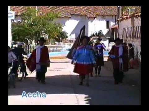 02.- Los Ases del sur - Recuerdos de mi Accha Sihuina - Cusqueñita Orgullosa.flv