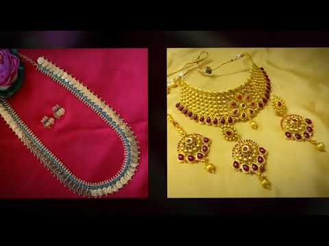 Latest Wedding Jewellery Collection at Mirraw