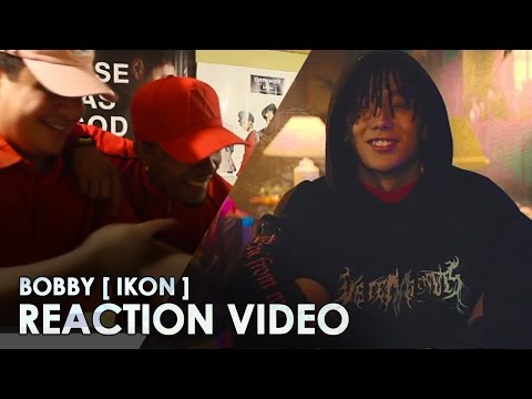 BOBBY - 꽐라 HOLUP [ REACTION VIDEO ] #theyoungchamp