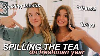 what nobody tells you about freshman year // advice for high school freshmen