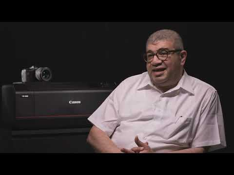 imagePROGRAF PRO 1000 SEE BEYOND DETAILS WITH BOULOS SAAC