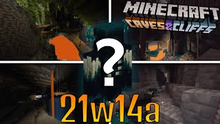 Minecraft 21w14a Will Change Mining ores forever!