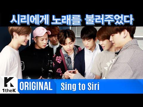 시리에게 노래를 불러주었다(Sing to Siri): GOT7(갓세븐)_HOME RUN(홈런) [SUB]