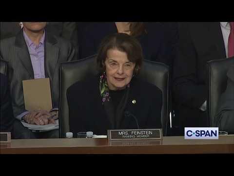 Sen. Dianne Feinstein (D-CA) Opening Remarks on FISA Report