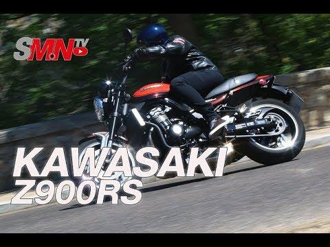 Prueba Kawasaki Z900RS 2018 [FULLHD]