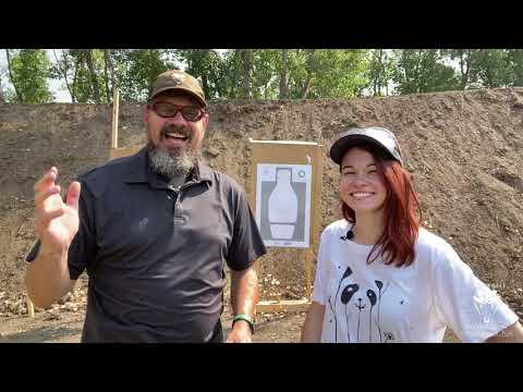 The Chronicles of The Range Monkey 19 (South Dakota L.E. Training State Handgun Qualification)