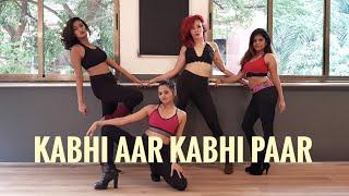 Kabhi Aar Kabhi Paar - DJ Hot Remix | The BOM Squad | Svetana Kanwar Heels Choreography