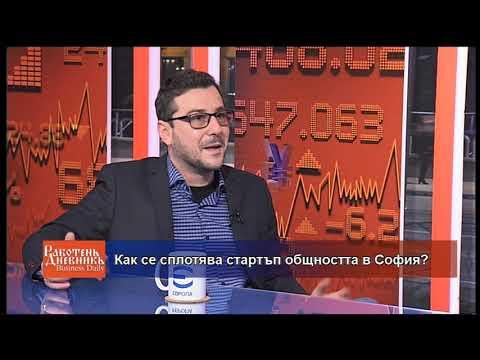 Как се сплотява стартъп общността в София?