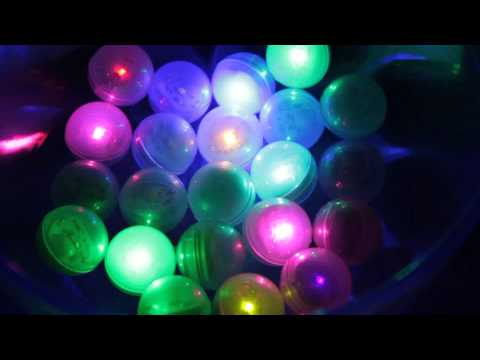 LED Pixie Berries