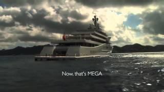 """Siêu du thuyền eclipse """"hàng khủng"""" của tỷ phú Abramovich"""