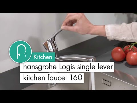 hansgrohe Logis Single lever kitchen mixer 160 #71832000