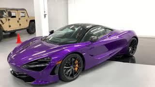 2019 McLaren 720S PERFORMANCE - Revs + Walkaround