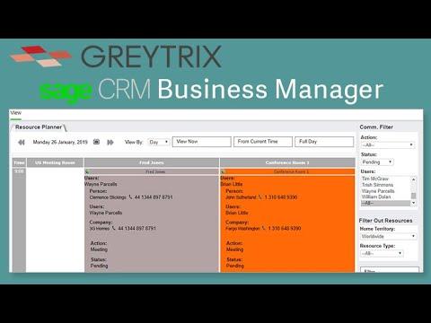 Greytrix Business Manager