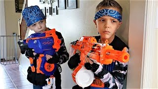 Nerf War : Payback Time 20