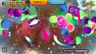 Fruit ninja crazy Ghostbuster game play