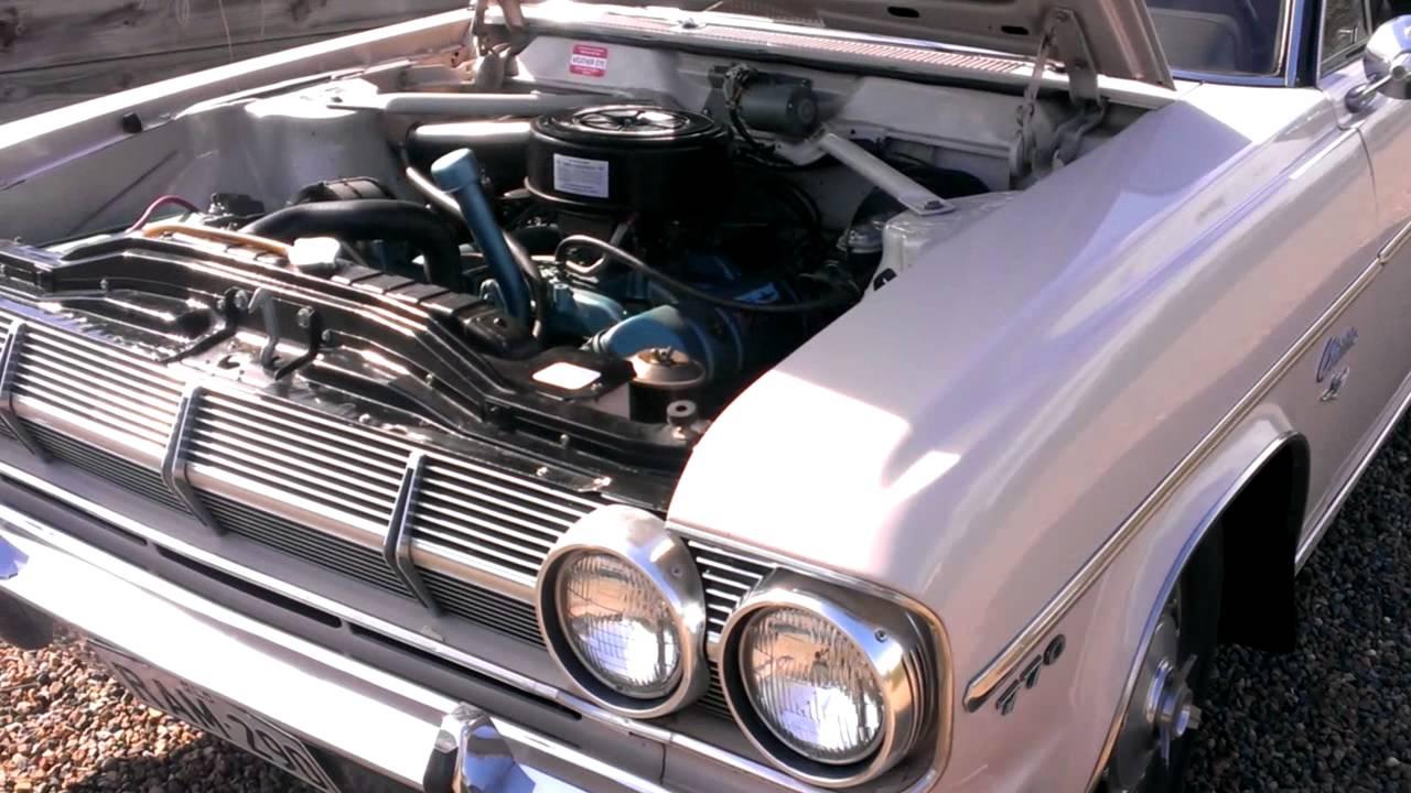 Rambler Classic 65 LHD 287