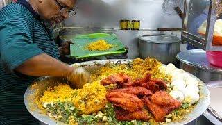 Singapore Street Food Little India Hawker