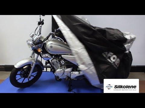 Näin valmistelet moottoripyöräsi talvisäilytystä varten