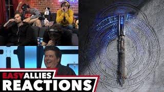 "Star Wars Jedi: Fallen Order ""Reveal"" Panel - Easy Allies Reactions"