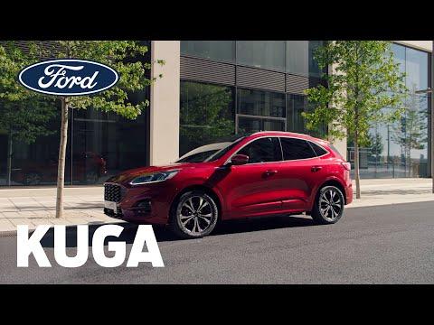 Vlastnictví PHEV   Kuga Plug-in Hybrid   Ford Česká republika