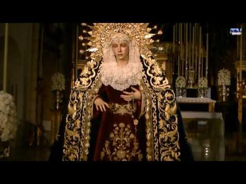 Besamanos de la Virgen de las Penas - Hermandad de Santa Marta -