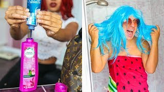PRANK WARS! Cinnamon vs Tootsie *GETTING REVENGE*