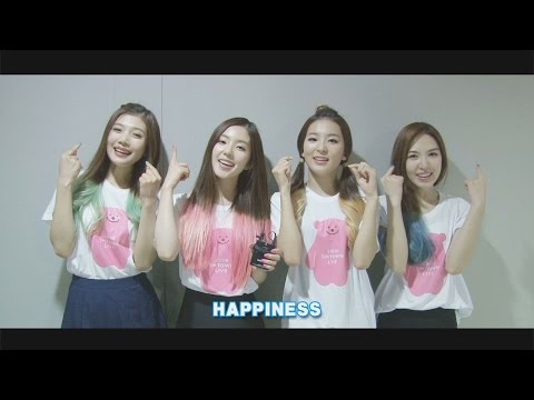 SMTOWN LIVE WORLD TOUR IV in SHANGHAI_Red Velvet