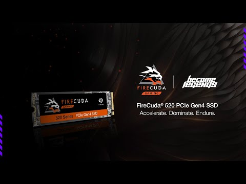 Become Legends Phase 3 powered by Seagate