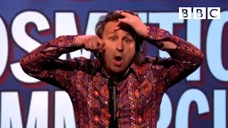 Unlikely lines from a cosmetics commercial | Mock the Week - BBC