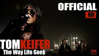 """Tom Keifer """"The Way Life Goes"""" (Official Music Video)"""