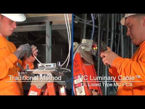 MC Luminary Cable: Co-Branded by AFC Cable Systems & Kaf-Tech