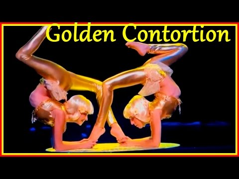 Absolutety Insane  Female Acrobats  Present  Incredible  Flexibility  Including  Folds