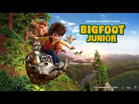 Bigfoot Junior - i biograferne 27. juli 2017
