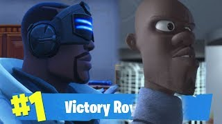 I re-created 'Wheres My Supersuit' scene in Fortnite...