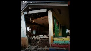زلزال يضرب جنوب الفيليبين     -