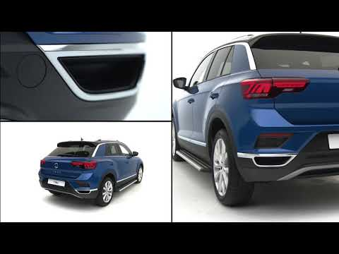 A look at the Volkswagen T-Roc