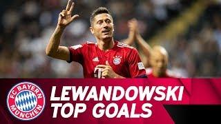 Top 30 Goals - Robert Lewandowski | FC Bayern