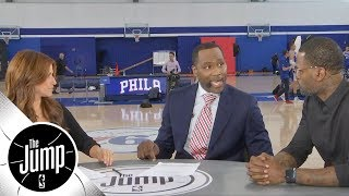 New GM Elton Brand on 76ers: 'I think we still need a piece' | The Jump | ESPN