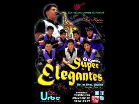 Orquesta Super Elegantes  - Me arrepiento. D.R