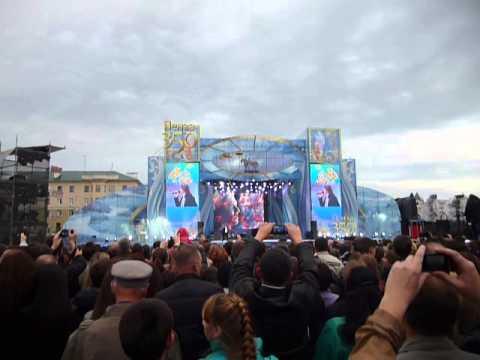 Дмитрий Маликов - Нет, ты не для меня (Пенза 350 live)